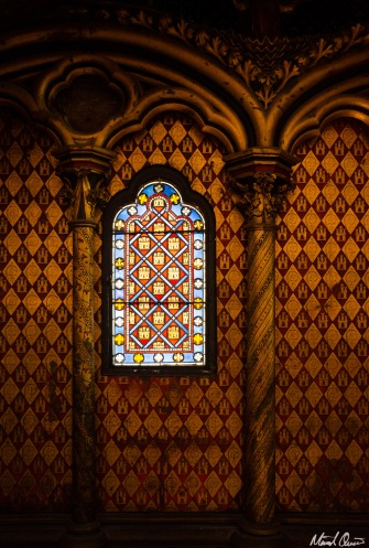 Sainte-Chapelle Window