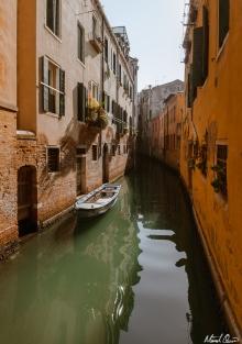 Venice Calm Canal