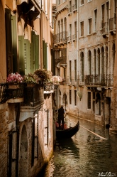 Venice Gondola Corner