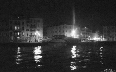 Venice Midnight Bridge