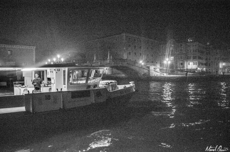 Venice Midnight Ferry