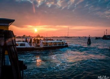 Water Taxi Sunrise