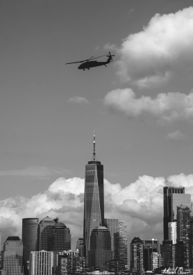 WTC One Helicopter